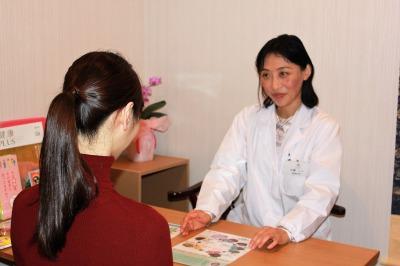 登録販売者によるヘルスカウンセリング